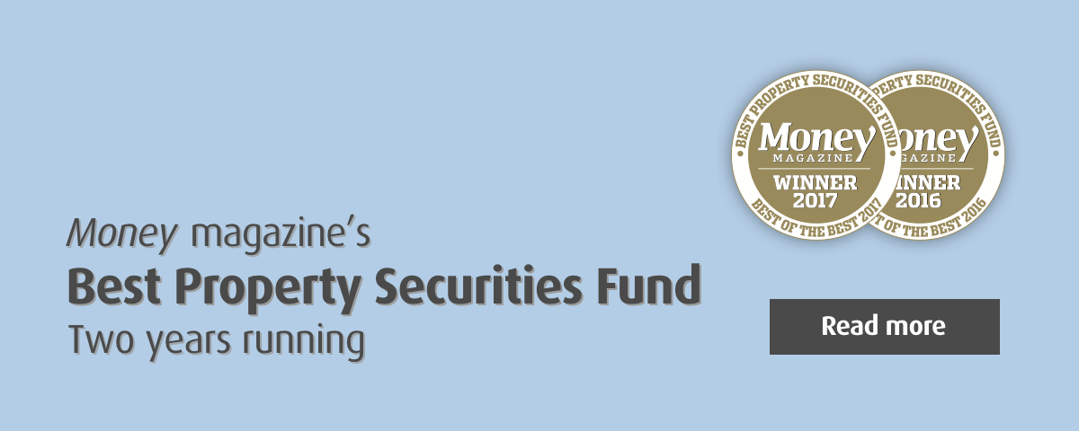 Best property securities fund