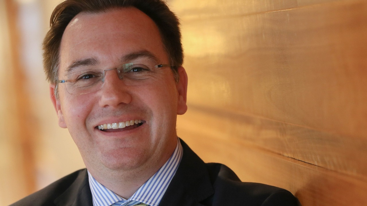 Ashley Pittard, Pendal Group's Head of Global Equities
