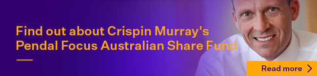 Find out about Crispin Murray's Pendal Focus Australian Share Fund