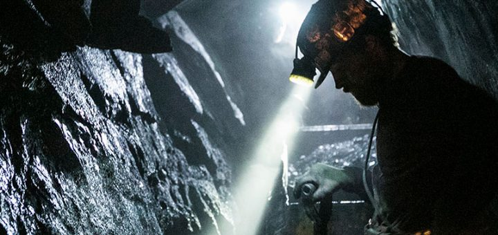 A coal miner ... divesting stocks we don't like is not necessaily the best solution.